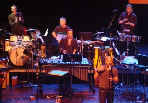 All Percussion mit Ali Andress (3)